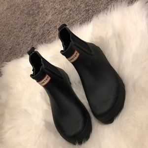 Hunter Shoes - Selling because I just never wear them!